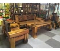 深圳珠海老船木沙发定制|老船木家具价格
