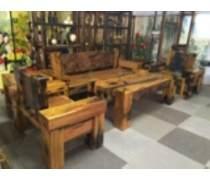 佛山老船木沙发设计|老船木茶桌价格