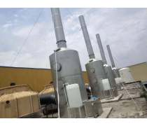 水喷淋塔设备介绍