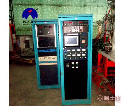 东莞厂家转让二手中频溅射镀膜机 1.3米直径中频镀膜机