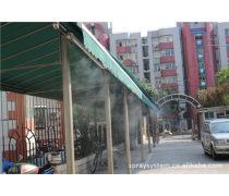 杭州商业广场户外降温