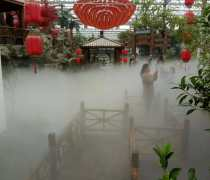 深圳碎石厂雾化加湿