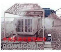 郑州印刷厂水雾除尘