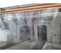 河北烟厂水汽除尘