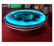 内雕玻璃 激光玻璃加工雕刻 发光玻璃