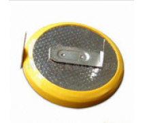 真明LIR2032��x子扣式充��池太�能�匙扣用