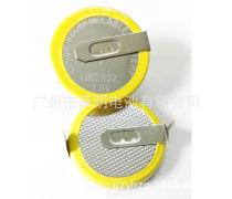 中性LIR2032��池�~扣��x子充��池3.6V手�筒扣式�池批�l