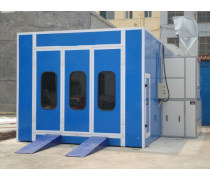 家具无尘喷漆房制作安装环保烤漆房