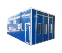 四川汽车喷漆房设备安装公司-喷烤漆房的型号制作单位