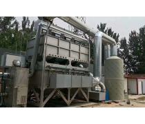 催化燃烧废气处理设备厂家直销 光氧活性炭吸附装置