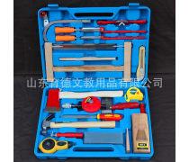 育德教育配送木工工具中空定位金工工具套装