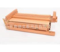 HX-4女士油画箱促销包邮红榉木油画箱手提女士写生油画架便携油画箱