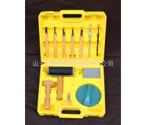 育德版画工具套装供应美术教育器材中空定位版画绘画泥塑制作工具教育教学配送