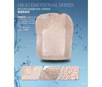 大瀚联合汽车脚垫材料卷材DH-092X水珠纹皮革carmatmaterials水珠纹皮革+6.0XPE+毛刺/PE