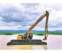 四川水路挖机租赁