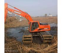 北京水路挖机改装