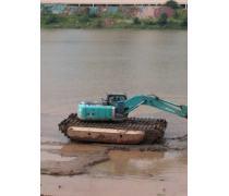 福建水路挖机出租