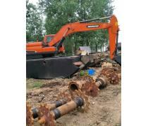 贵州水上清於挖掘机改装