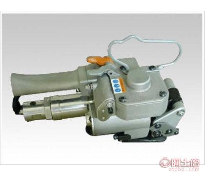 景秀塑钢带气动捆扎机PET带气动捆扎机免打包扣气动捆扎机