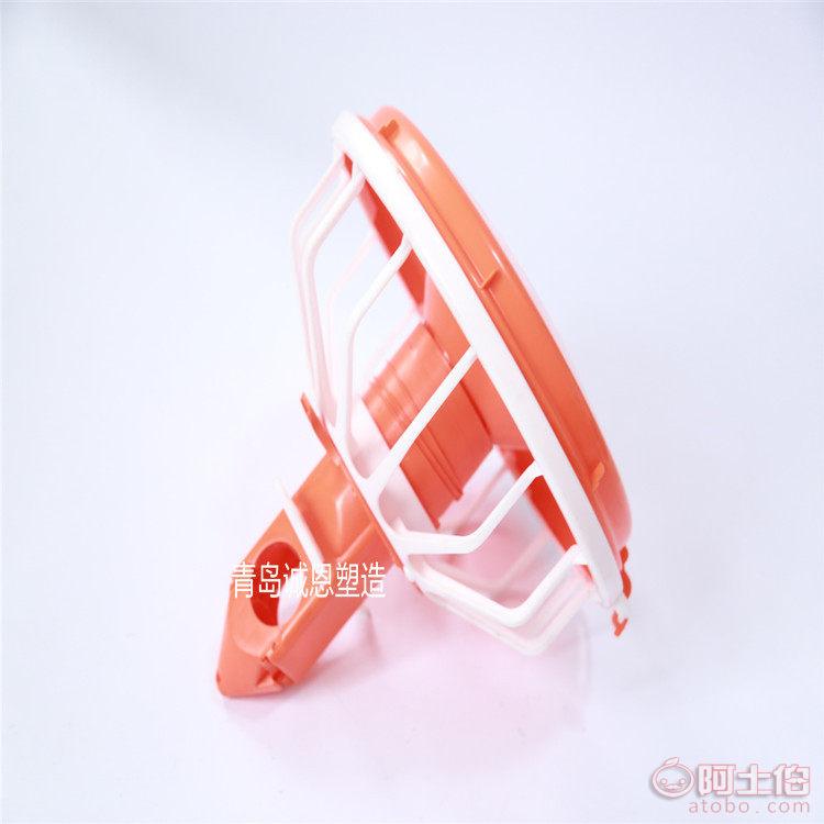 厂家定制聚丙烯产品 塑料喂鸡食槽 训练用塑胶刀 PP注塑件加工 详情图3