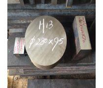电炉H13锻圆开规格料模具钢