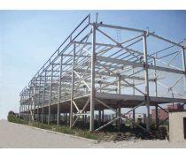 甘肃钢结构加工施工
