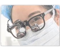 DVI手术放大眼镜、头灯、摄像系统