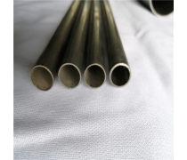纯钛管TA1 TA2 耐腐蚀无缝钛管 φ16纯钛管 长度可切割