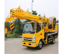 新款供应江淮12吨吊车 12吨吊车配置 油电两用