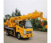 山东福康吊车 重汽16吨吊车价格 12吨吊车参数 现货直销