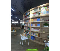 学校环保书橱书柜书架生产厂家