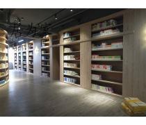学校图书馆书柜书橱书架家具定制