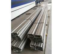 不锈钢非标角钢、槽钢、工字钢加工