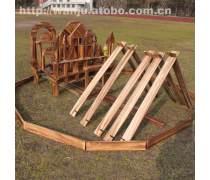 实木碳化积木幼儿园户外大型炭烧积木区角玩具益智游戏构建拼搭
