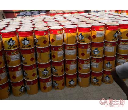 回收丙烯酸聚氨酯漆