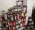回收工程完工剩余油漆怎么处理