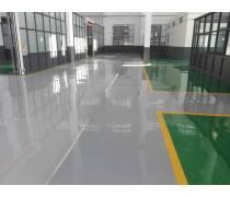苏州环氧地坪漆厂家施工