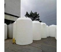 万州塑料防腐储存罐 大型塑料罐 重庆赛普储罐厂家