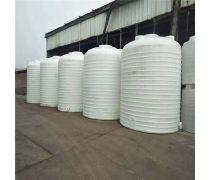 大渡口立式塑胶储罐 次录酸钠PE储罐 大型耐酸碱储罐