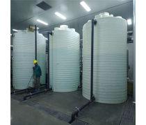 重庆20吨防腐储罐 30吨耐酸耐碱储罐 化工塑料储罐厂家