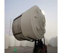 30吨塑料PE水箱 重庆赛普30吨塑料水箱批发