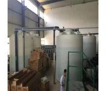 30吨防腐蚀PE储罐 重庆赛普30吨塑料储罐批发