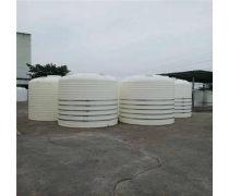 10吨化工液体储罐 10吨防腐PE储罐 化工专用塑料储罐厂家