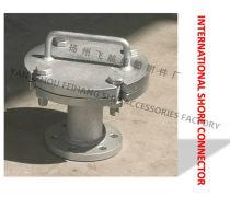 扬州生活污水污水通岸接头BJ10040 CB/T3657-94,B6040 CB/T3657-94