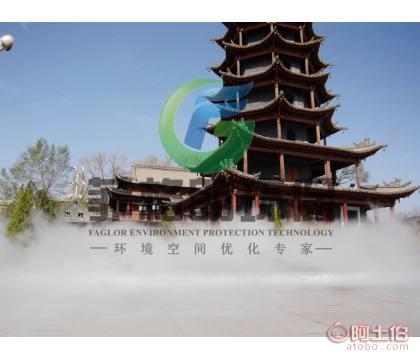 珠海景观造雾机,假山造雾机,造雾机,人造雾,园林人造雾,造雾设备价格