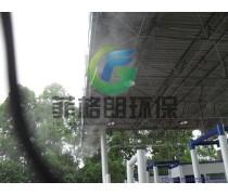 广州加油站喷雾降温万博官网ManbetX登录注册厂家