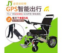南通金百合电动轮椅承重力如何?