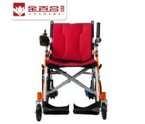 确认过的眼神,你就是我要的电动轮椅――金百合M02!