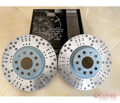 宝亿纳米陶瓷刹车盘 碳纤维填充刹车盘