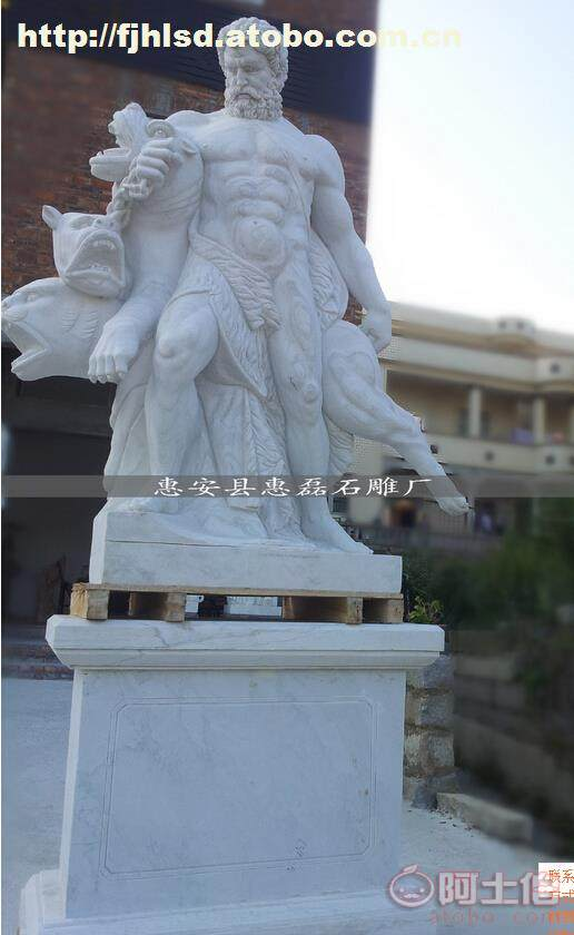 惠安石雕人物厂家供应 西方人物石雕雕塑 欧式人像人物雕刻